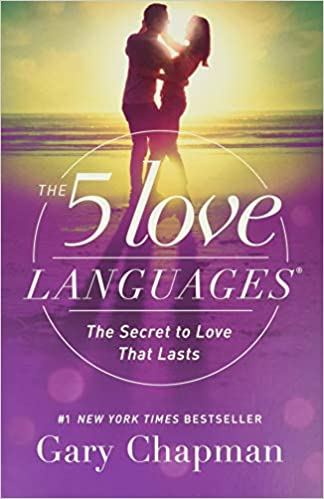 """Cover of """"5 Love Languages"""" by Gary Chapman"""
