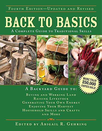 """Book cover of """"Back to Basics"""" by Abigail Gehring"""
