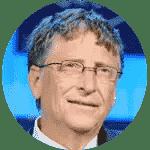 Bill Gates' headshot