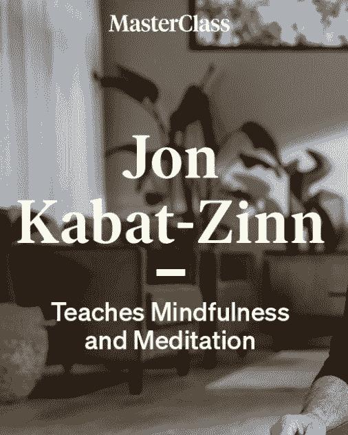 Logo of Jon Kabat-Zinn's mindfulness and meditation masterclass