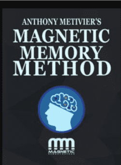 Logo of Magnetic Memory Method by Anthony Metivier