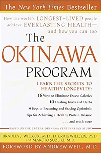 """Book cover of """"The Okinawa Program"""""""